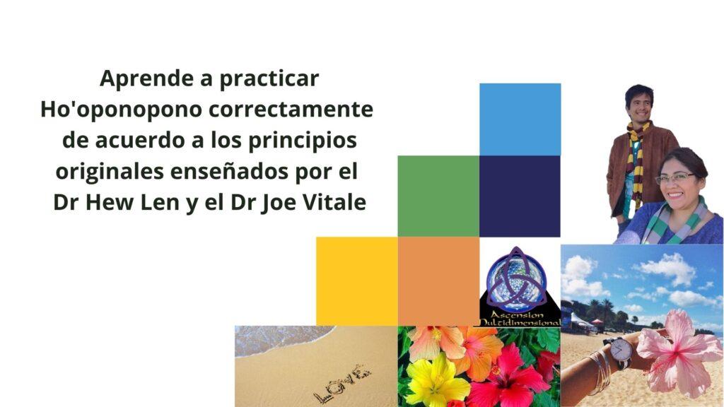 Curso Gratis Certificación Ho'oponopono