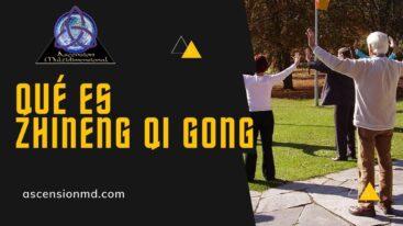 que es zhineng qi gong